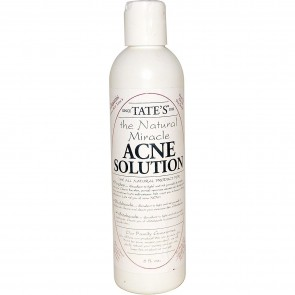 Tates Miracle Acne Solution 8 oz