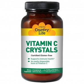 Country Life Vitamin C Crystals