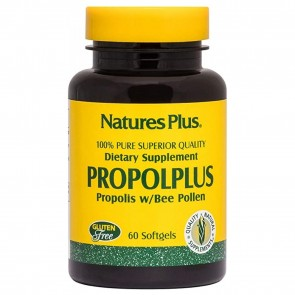 Natures Plus Propolplus Propolis with Bee Pollen