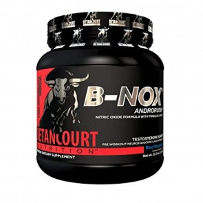 B-Nox Pre Workout Blue Raspberry
