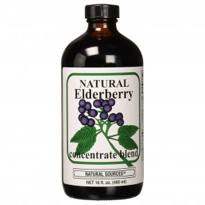 Natural Sources Natural Elderberry 16 fl oz