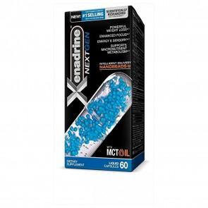 Xenadrine NextGen with MCT Oil 60 Liquid Capsules