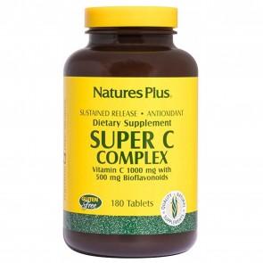 Natures Plus Super C Complex Vitamin C 1000 mg