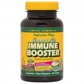 Natures Plus Source of Life Immune Booster 90 Tablets