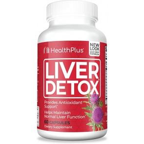 Health Plus Super Liver Cleanse Capsules 60 capsules