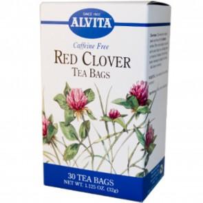 Alvita-Red Clover Tea 30 Bags