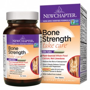 New Chapter Bone Strength Take Care Slim Tablets 180 Tablets