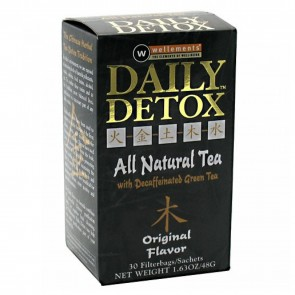 Daily Detox, Daily Detox Herbal Tea 30 Filterbags/Sachets