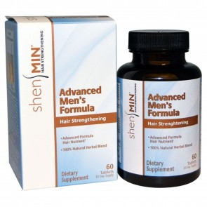 Shen Min Hair Regrowth Advanced Men's Formula 60 Tablets
