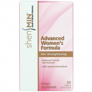Shen Min for Women Hair Nutrient Advanced Formula 60 Tablets