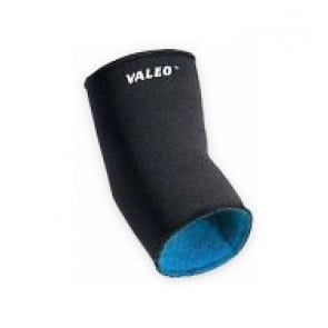 Valeo Standard Elbow Support Neoprene Black Extra Large (XL)