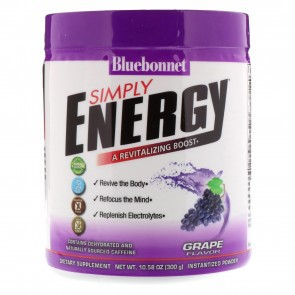 Bluebonnet Simply Energy Grape 10.58 oz (300 g)