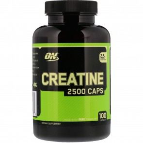 Optimum Nutrition Creatine 2500 - 100 capsules