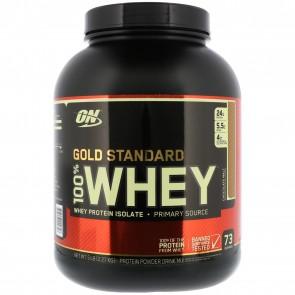 Optimum Nutrition Gold Standard 100% Whey Chocolate Malt 5 lbs