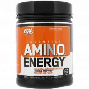 Optimum Nutrition Essential AmiN.O. Energy Orange Cooler 65 Servings