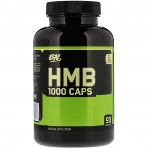 Optimum Nutrition HMB 1000 mg 90 Capsules