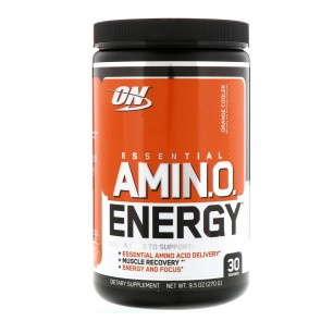 Optimum Nutrition Amino Energy Orange Cooler 30 Servings