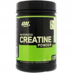 Optimum Nutrition Micronized Creatine Powder Unflavored 1200 gram