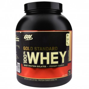 Optimum Nutrition Gold Standard 100% Whey Mocha Cappuccino 5 lbs