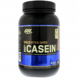 Optimum Nutrition Gold Standard 100% Casein Chocolate Peanut Butter 2 lbs
