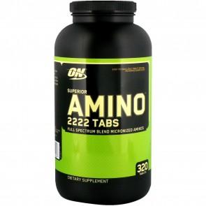 Optimum Nutrition Superior Amino 2222 320 TABS