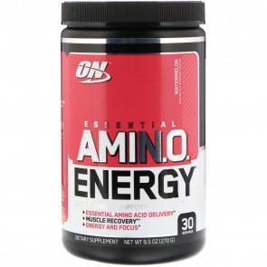 Optimum Nutrition Essential AmiN.O. Energy Watermelon 9.5oz (270g) 30 Servings
