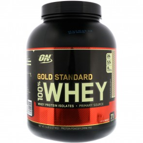 Optimum Nutrition Gold Standard 100% Whey Chocolate Coconut 5 lbs
