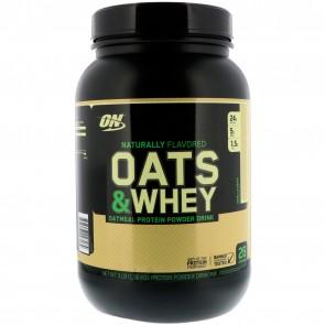 Optimum Nutrition 100% Oats & Whey Vanilla 3 lbs