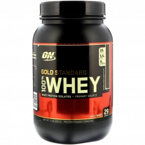 Optimum Nutrition Gold Standard 100% Whey Double Rich Chocolate 2 lbs