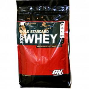 Optimum Nutrition Gold Standard 100% Whey Vanilla Ice Cream 10.35 lb