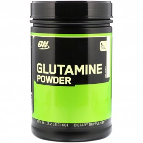 Optimum Nutrition Glutamine Powder 2.2 lbs 1000 Grams