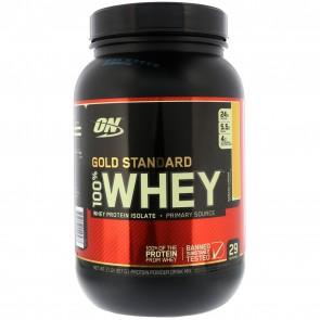 Optimum Nutrition Gold Standard 100% Whey Banana Cream 2 lbs