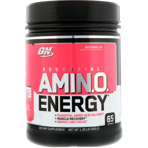 Optimum Nutrition Essential AmiN.O. Energy Watermelon 65 Servings