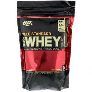 Optimum Nutrition Gold Standard 100% Whey Double Rich Chocolate 1 lb