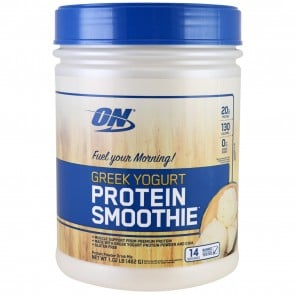 Optimum Nutrition Greek Yogurt Protein Smoothie Vanilla 1.02 lb (462 Grams)