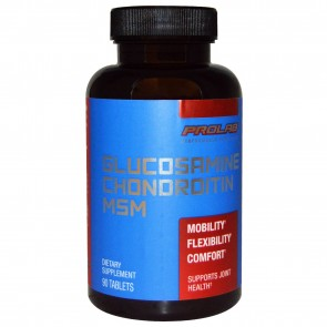 ProLab Glucosamine Chondroitin MSM 90 Tablets
