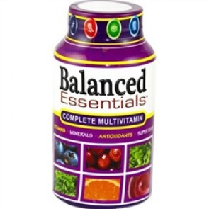 Wellgenix Balanced Essentials Complete Multi-Vitamin 90 Tablets