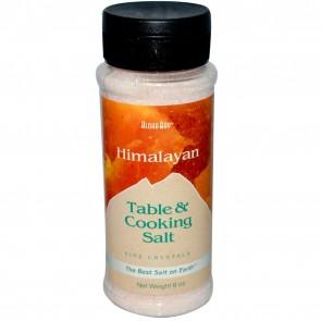Aloha Bay Himalayan Table & Cooking Salt - 6 oz jar