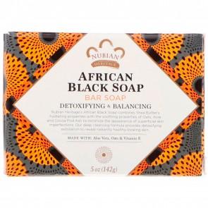 Nubian Heritage African Black Bar Soap 5 oz