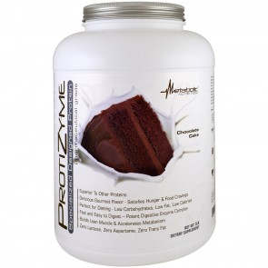Metabolic Nutrition ProtiZyme Chocolate 5 lbs