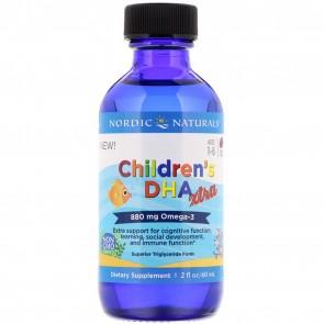 Nordic Naturals Children's DHA Xtra liquid