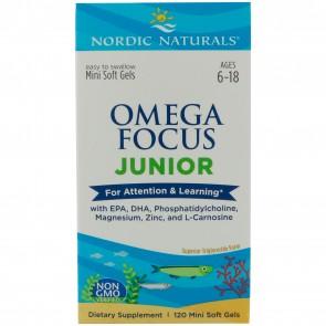 Nordic Naturals Omega Focus Junior