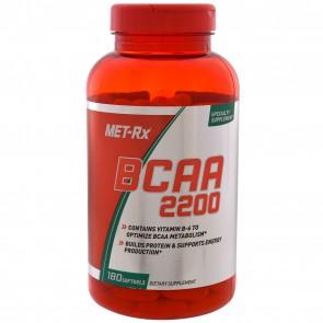 MET-Rx BCAA 2200 180 Softgels