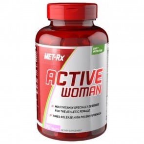 MET-Rx Active Woman Multivitamin 90 Capsules