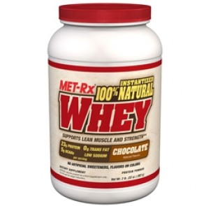 MET-Rx Natural Whey Powder Chocolate 2 lbs