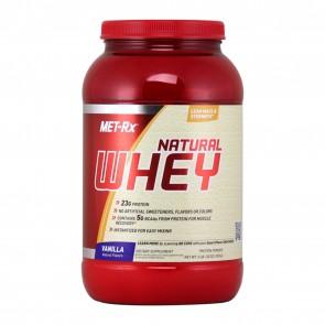MET-Rx Natural Whey Powder Vanilla 2 lbs