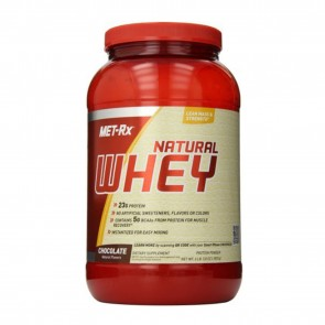 MET-Rx Natural Whey Chocolate 2 lbs
