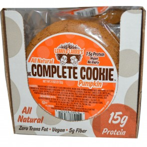 Lenny & Larry's The Complete Cookie Pumpkin Spice 4 oz (113 g) Each