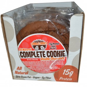 Lenny & Larry's The Complete Cookie Double Chocolate 4 oz (113 g) Each