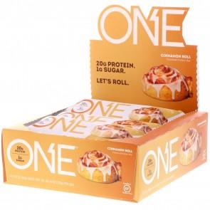 OhYeah! One Cinnamon Roll (12Bars)